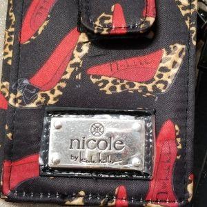 Nicole by Nicole Miller Bags - Nicole by Nicole Miller wallet phone wristlet NWT